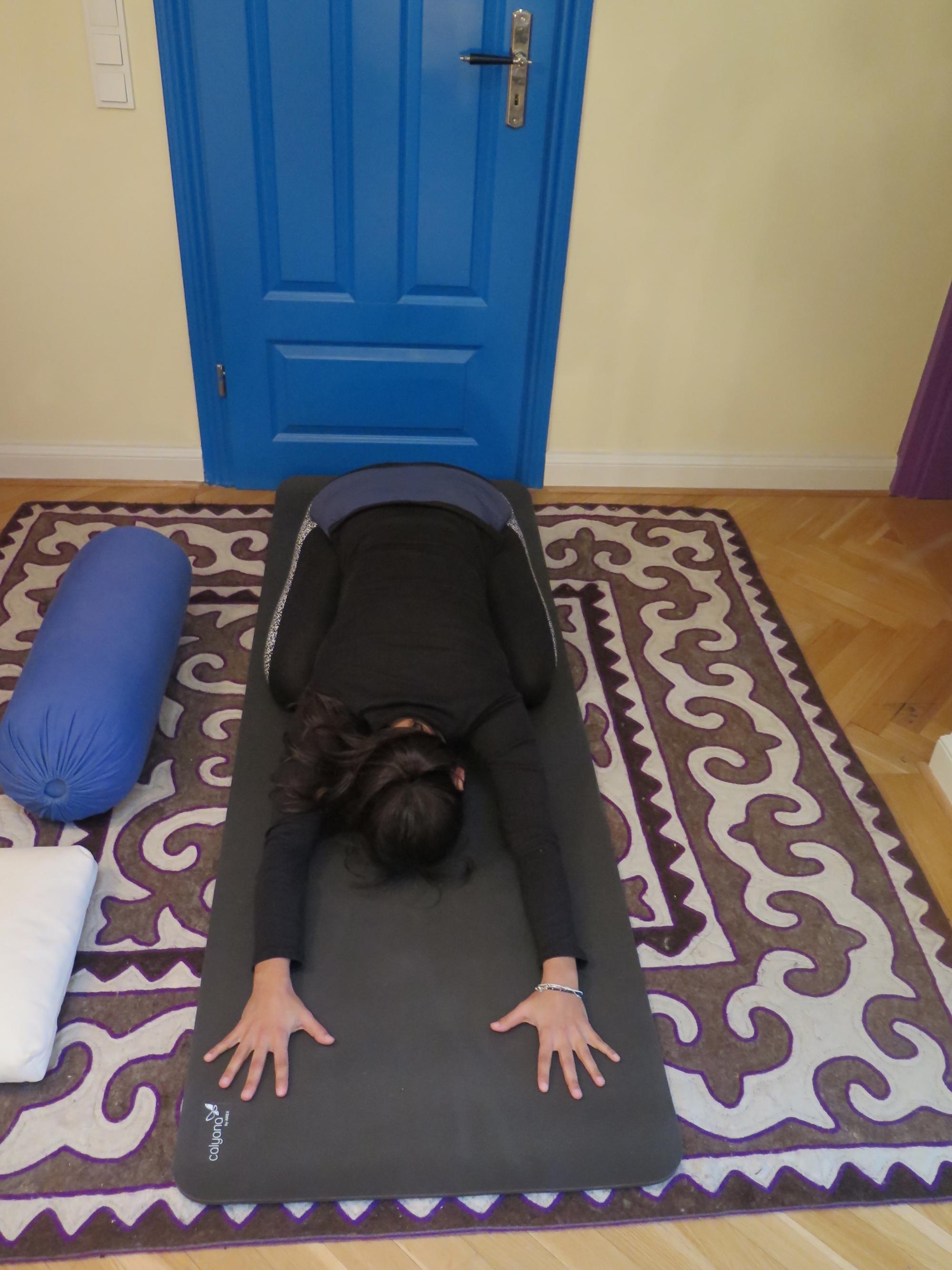 Restorative Yoga-Childs Pose