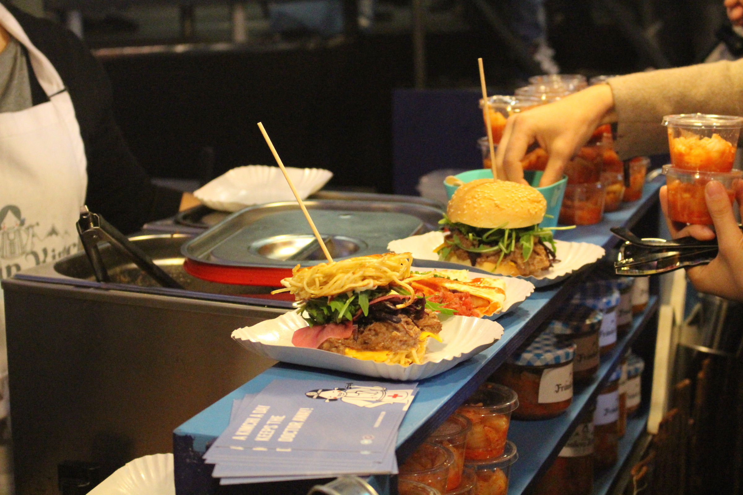 Street Food Festival Düsseldorf