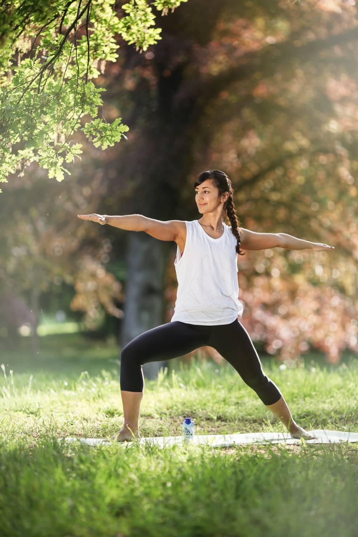 yoga vitacoco Virabhdrasana -Krieger