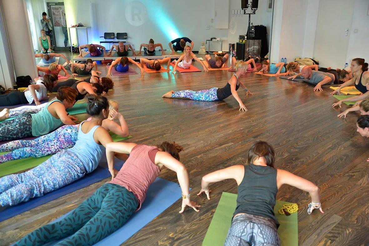 yogaküchenparty