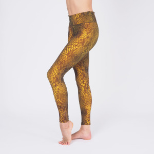 Devi Leggings in Ochre